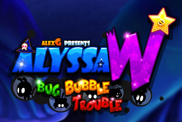 AlyssaW Bug Bubble Trouble